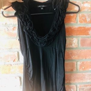3 for $40!! Black dress top